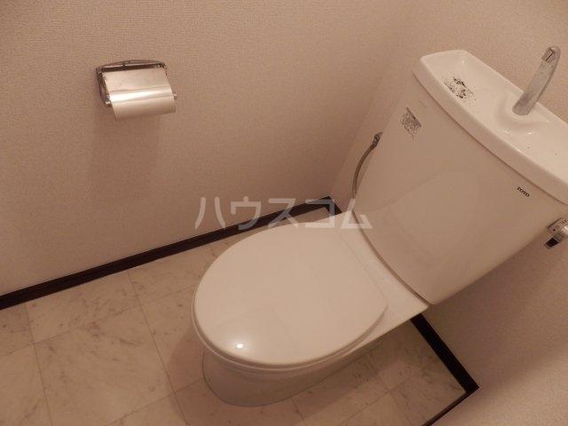 ハイム榎戸 02030号室のトイレ