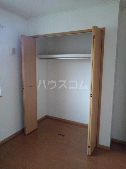 サン マーベラス B 02020号室の収納