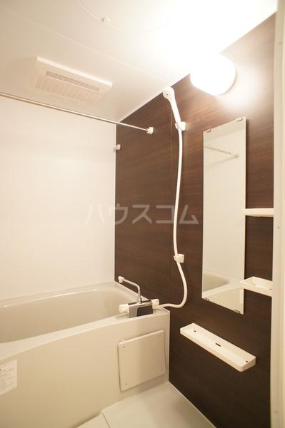 リブリ・朝霞 202号室の風呂