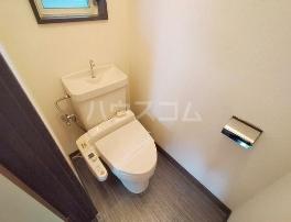 ライブハウスⅠB 103号室のトイレ