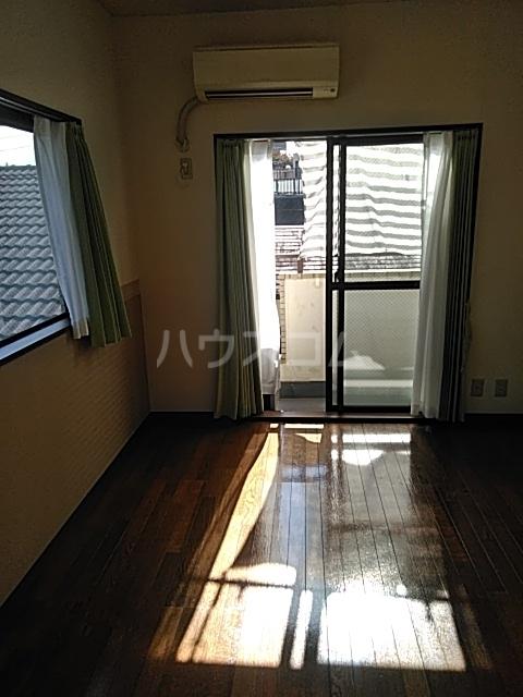 グリーンハウス 3B号室の居室