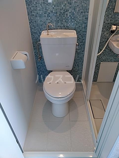 グリーンハウス 3B号室のトイレ