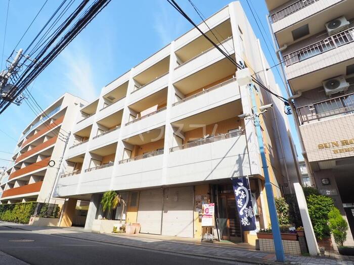 フィーノ武蔵小杉 402号室の外観