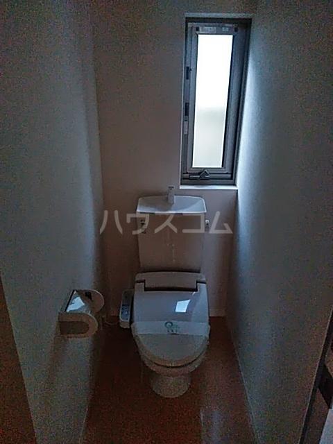 empilerのトイレ