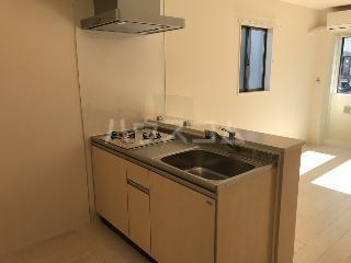 グランディール高山 202号室のキッチン