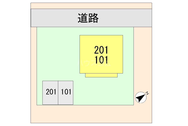 エクセルステージⅢ 02010号室の