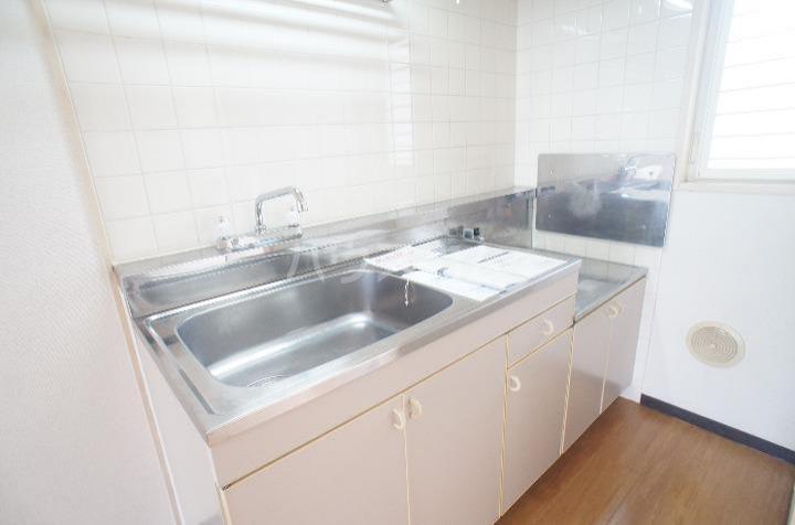 エクセルステージⅢ 02010号室のキッチン