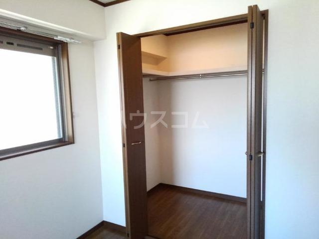 クラーレ錦 02010号室の収納