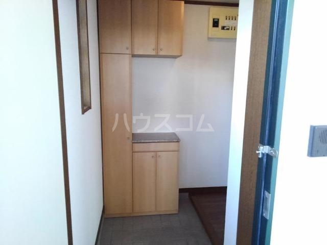 クラーレ錦 02010号室の玄関