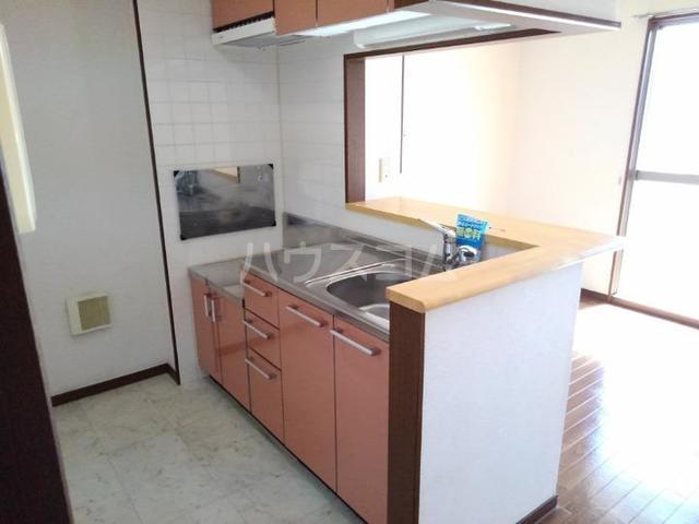 クラーレ錦 02010号室のキッチン