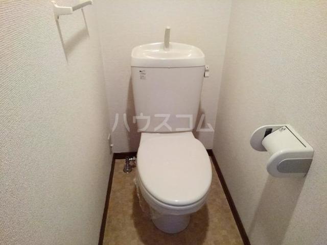 クラーレ錦 02010号室のトイレ
