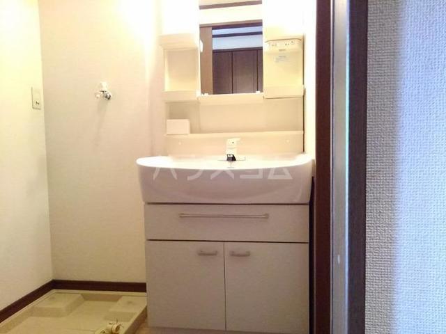 クラーレ錦 02010号室の洗面所