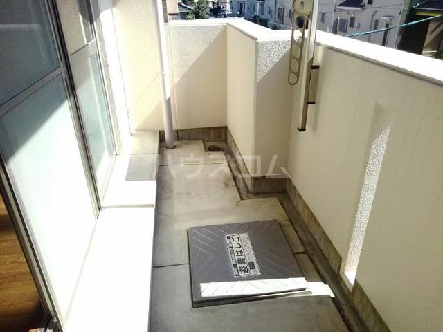 クラーレ錦 02010号室のバルコニー