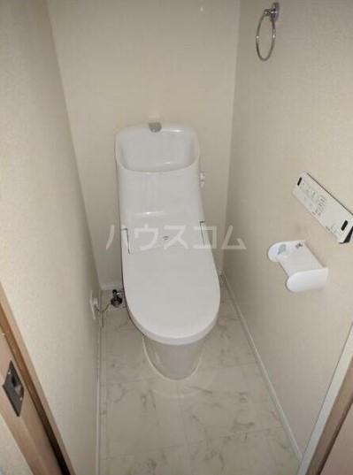 クラシェア中野新橋 102号室のトイレ