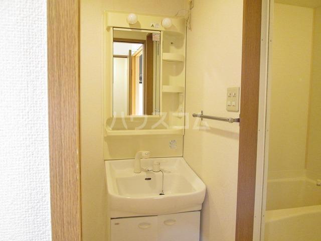 トランキールy 02020号室の洗面所