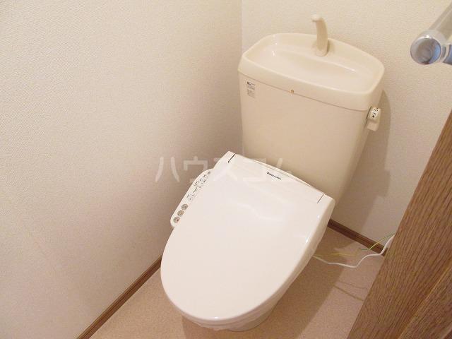トランキールy 02020号室のトイレ