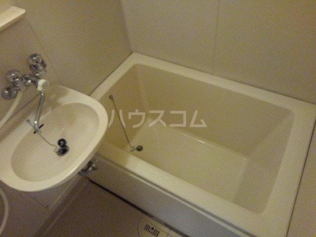 エルディム岩渕D 02010号室の風呂