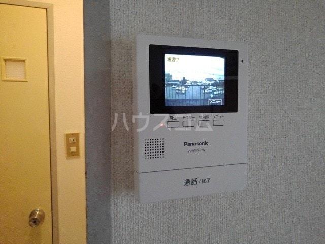 エルディム岩渕D 02010号室のセキュリティ