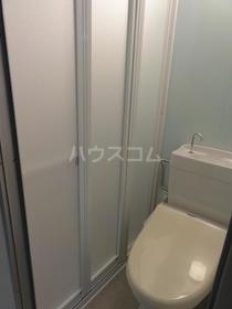 エスポワールさがみ野 201号室のトイレ
