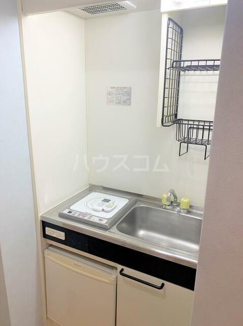 コーポヒロ 202号室のキッチン
