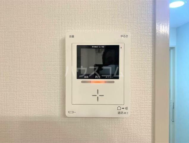 コーポヒロ 202号室のセキュリティ