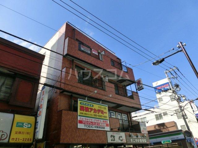 長谷川ビルディング 4-B号室の外観