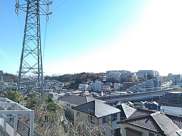 ユナイト日吉クイーン・マカダミア 107号室の景色