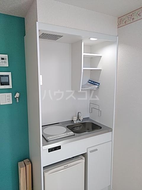 ユナイト日吉クイーン・マカダミア 107号室のキッチン