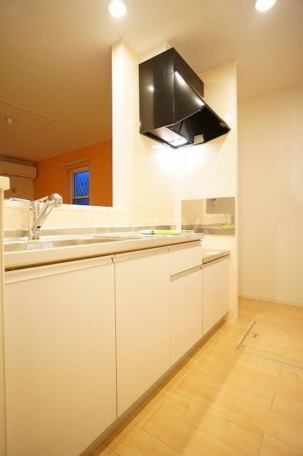 セレノ リコルソ 01030号室のトイレ