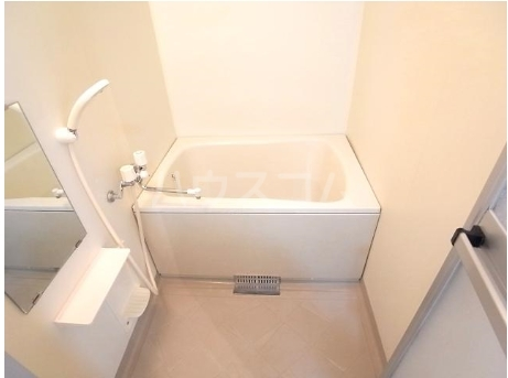 コ-ポ・ラセ-ヌ 02010号室の風呂