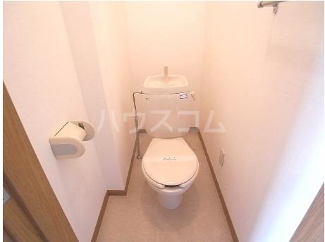 コ-ポ・ラセ-ヌ 02010号室のトイレ