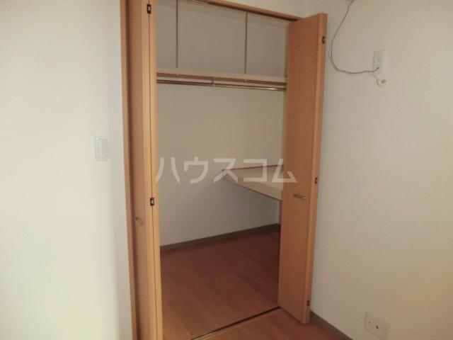 カーサボヌール 202号室の収納