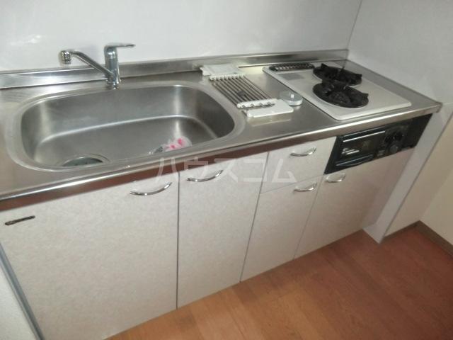 カーサボヌール 202号室のキッチン