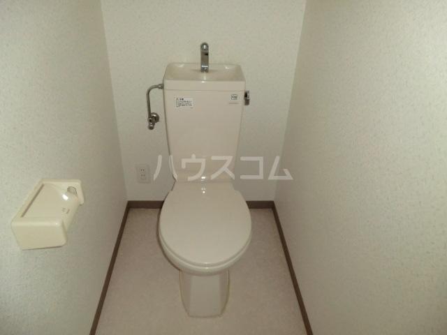カーサボヌール 202号室のトイレ