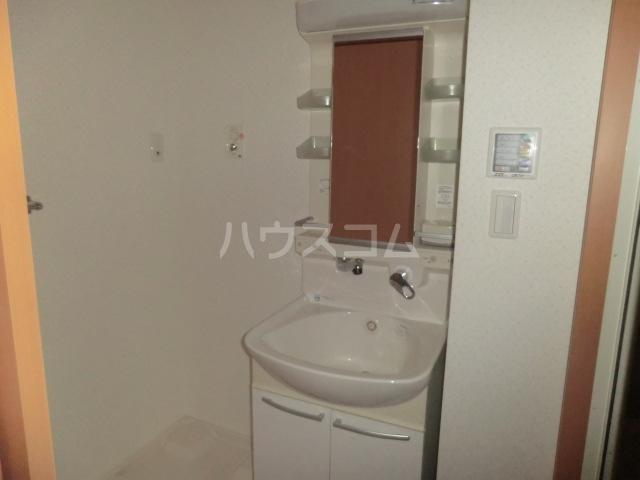 カーサボヌール 202号室の洗面所