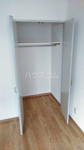 松倉ビル 3-B号室の収納