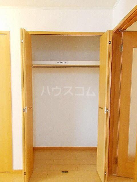 サニ-ガ-デン 01020号室の収納