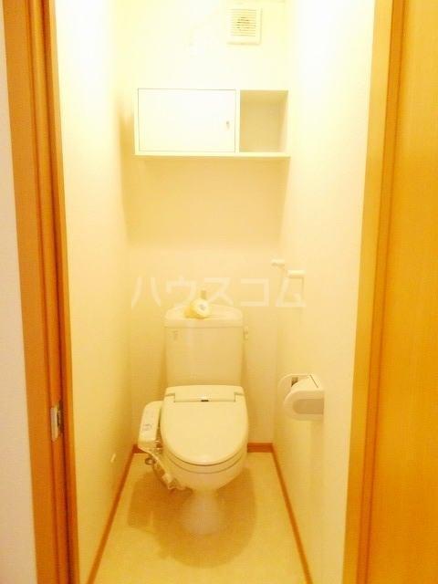 サニ-ガ-デン 01020号室のトイレ