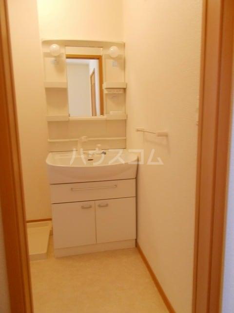 サニ-ガ-デン 01020号室の洗面所