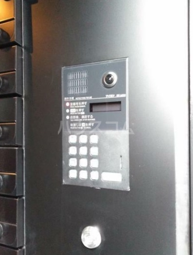 the NINE 501号室のセキュリティ