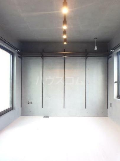 the NINE 501号室のリビング