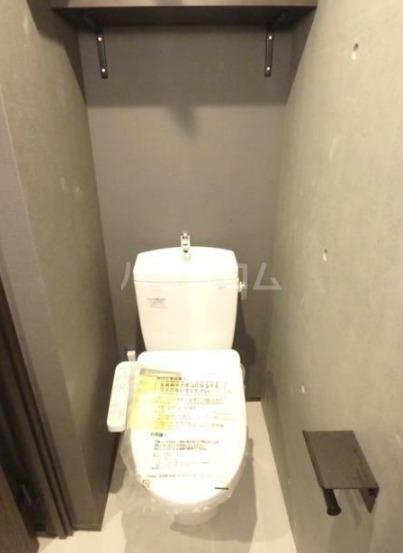 the NINE 501号室のトイレ