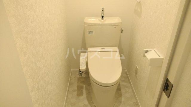 ヴェルドミール寺尾 105号室のトイレ