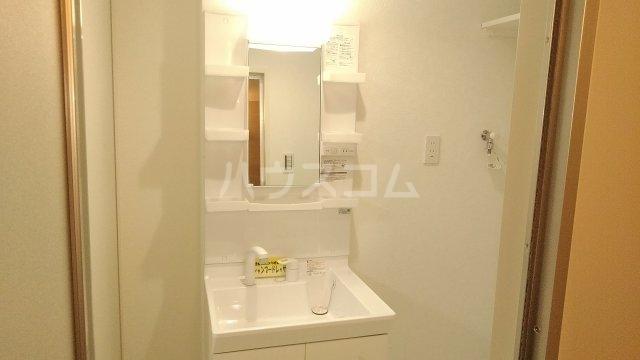 ヴェルドミール寺尾 105号室の洗面所