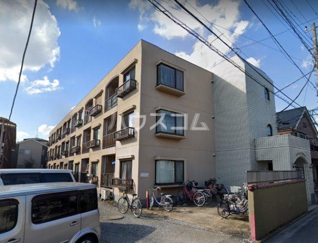 サンモールマンション 102号室のバルコニー