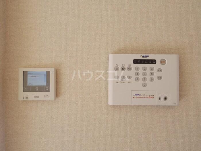 アイミールK 101号室のセキュリティ