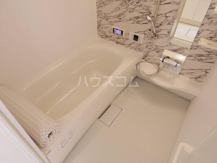 アイミールK 101号室の風呂