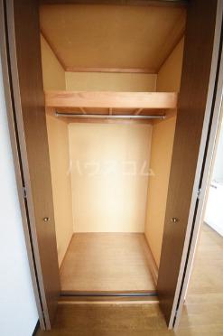 ハイツマックル 101号室の収納