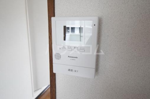 ハイツマックル 101号室のセキュリティ