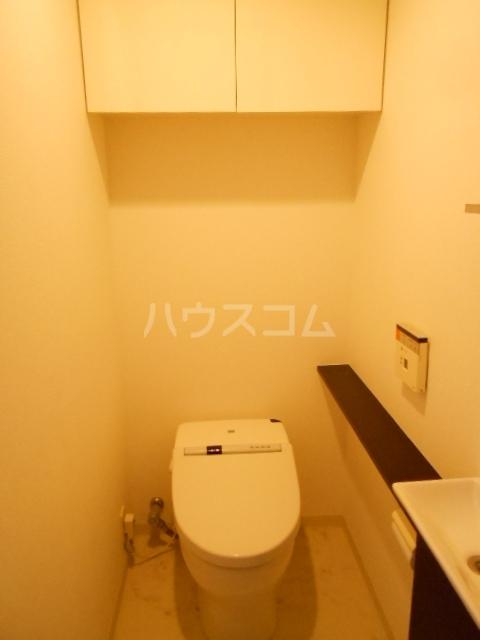 プラウド府中中河原 125号室のトイレ